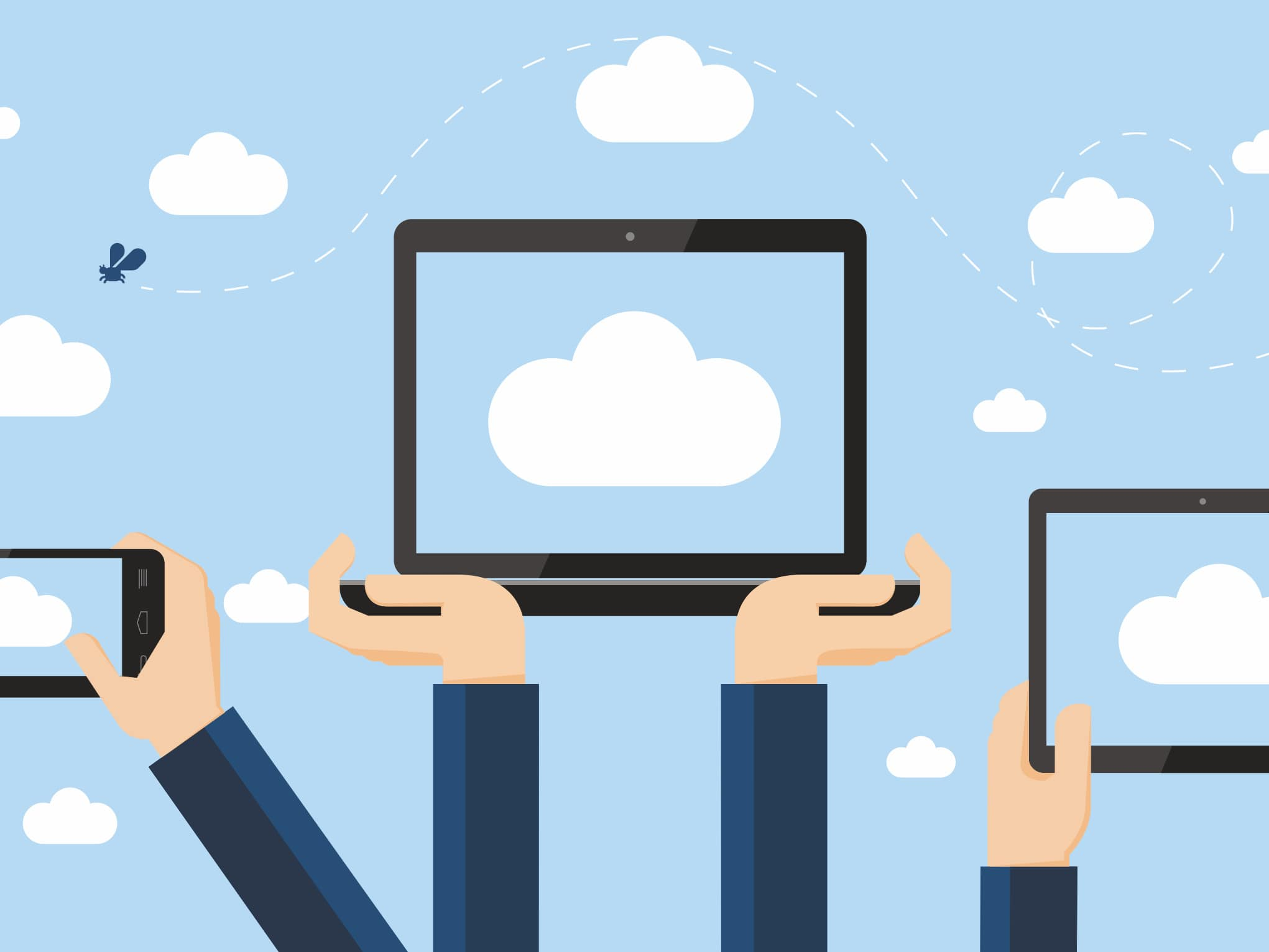 Mobile-Cloud-Verwaltung