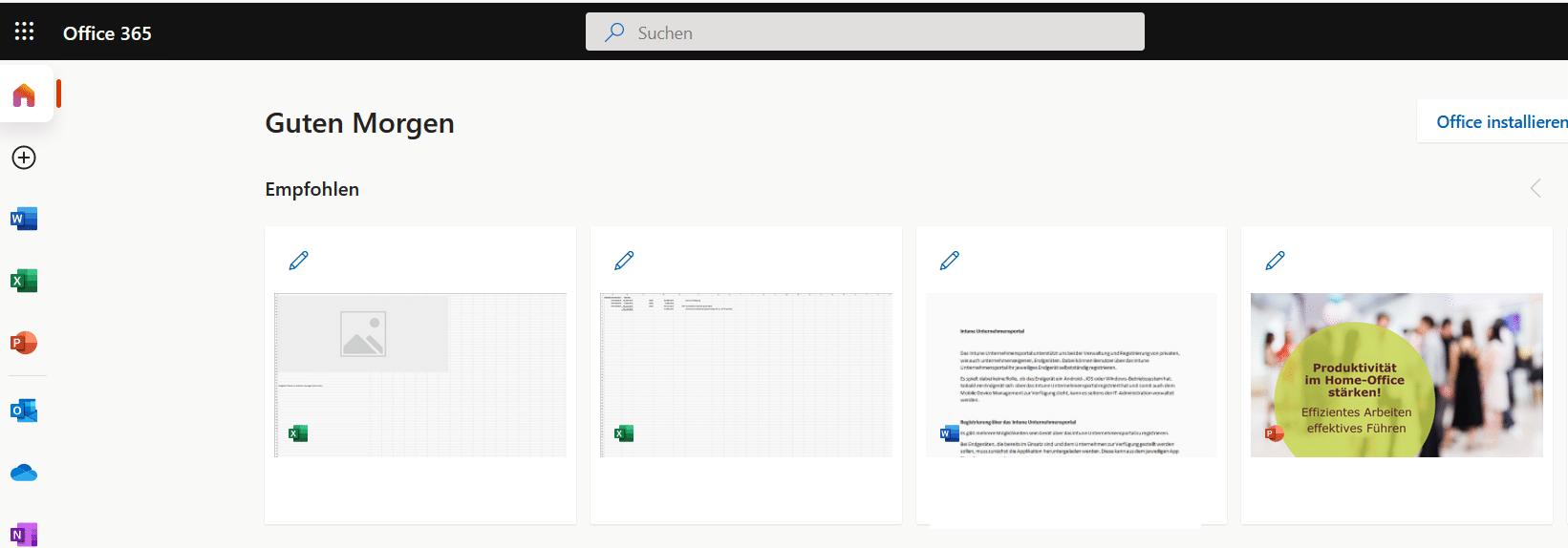 Office-365-Portal