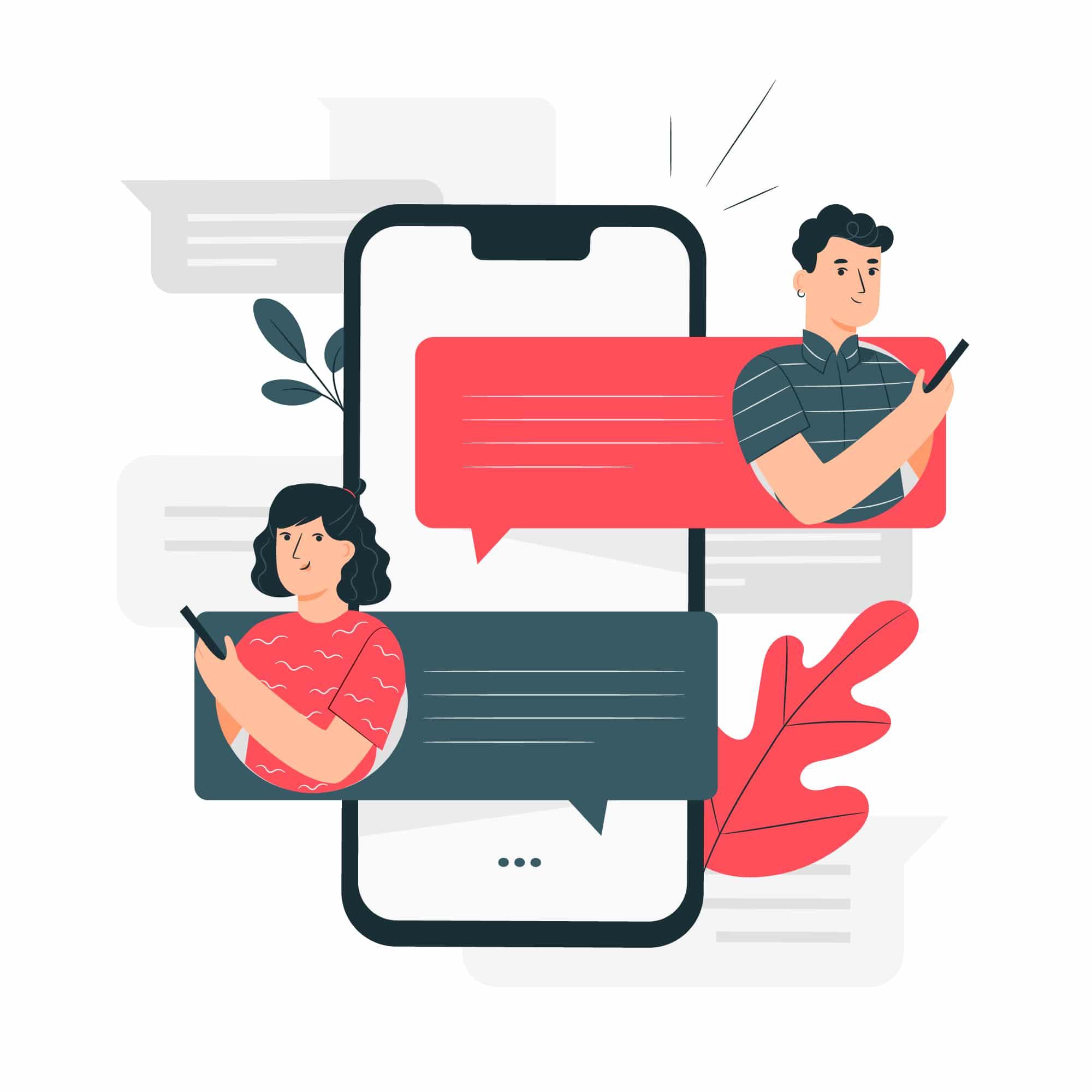 Chat-Teams