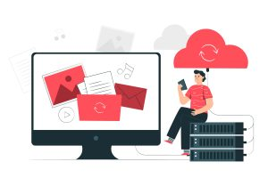 Daten-Migrieren-Cloud
