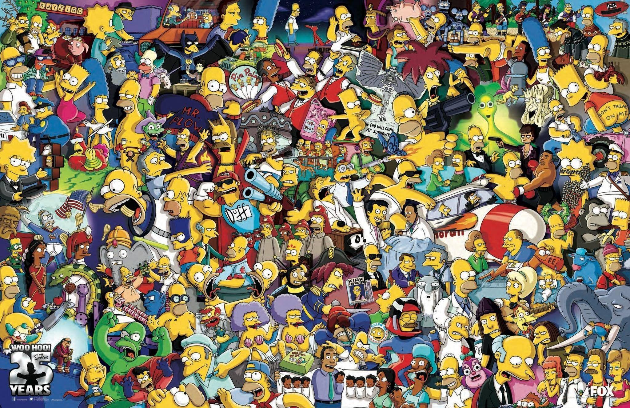 Simpsons-Personen