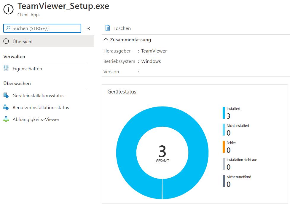 TeamViewer Microsoft Intune Monitoring-Microsoft-Intune