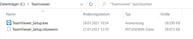 TeamViewer-Datei