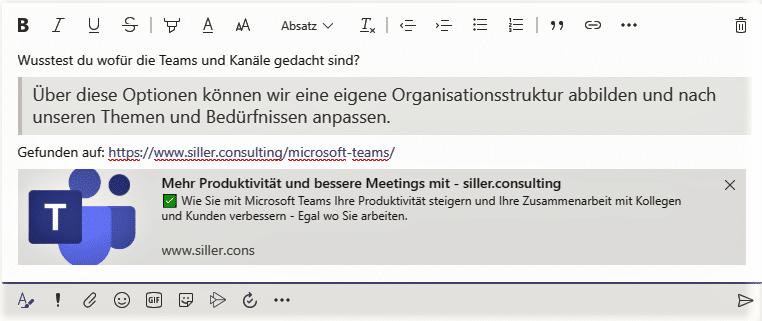Web-Inhalte-zitieren-Microsoft-Teams