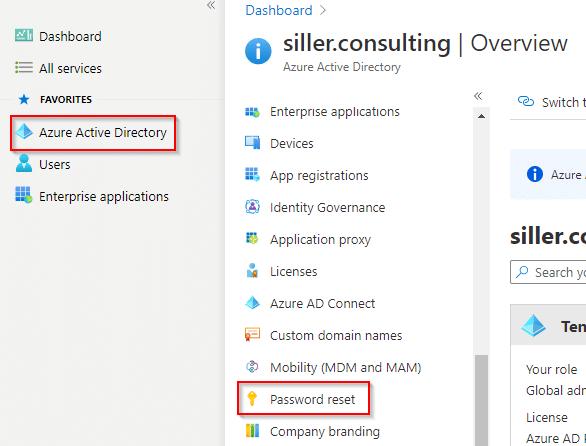 Azure-AD-Passwort-erneuern