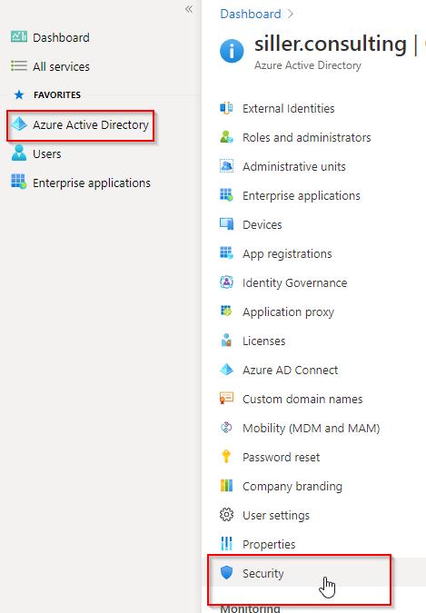 Security-Azure-AD