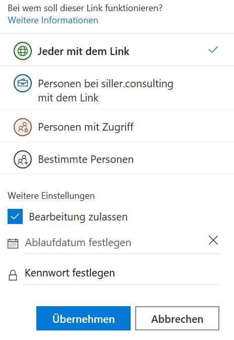 OneDrive-Datenschutzeinstellung-fürs-Teilen-von-Dateien