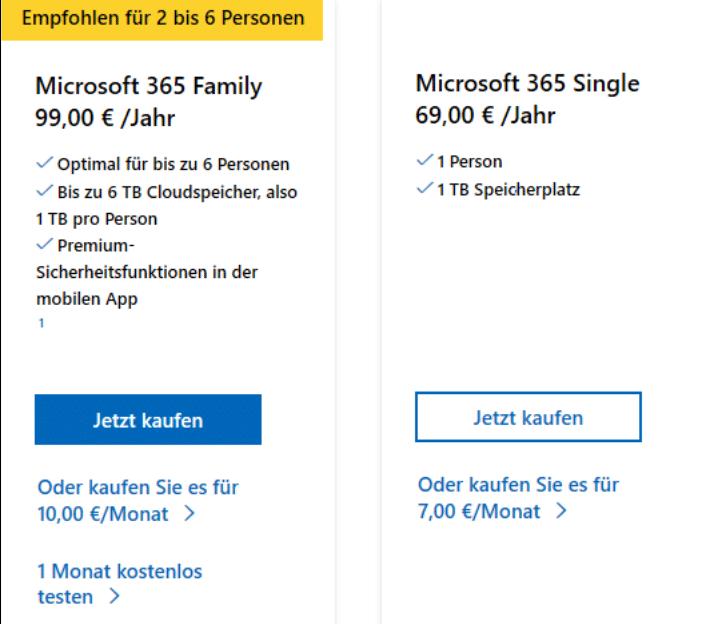 Kosten-Office365
